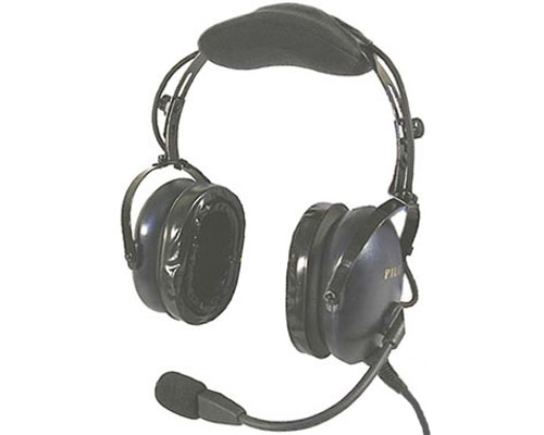 PA18-50  Active noise cancelling GA