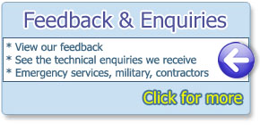 View our feedback and enquiries